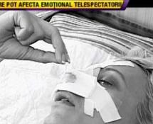"""FOTO: Imaginile dure difuzate în emisiunea Simonei Gherghe. """"Mă doare îngrozitor"""""""