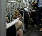 Scene de necrezut într-un metrou din China. VIDEO