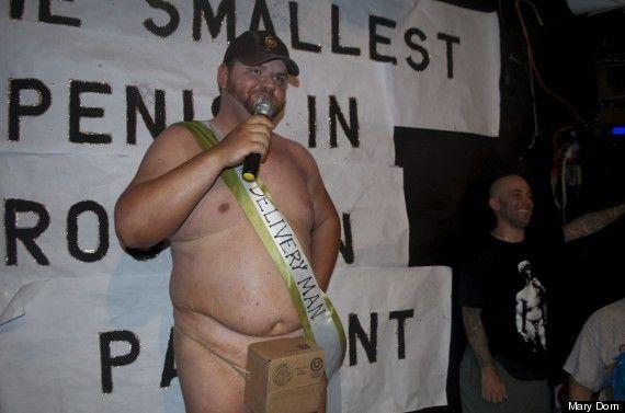 cel mai mic penis al unui bărbat