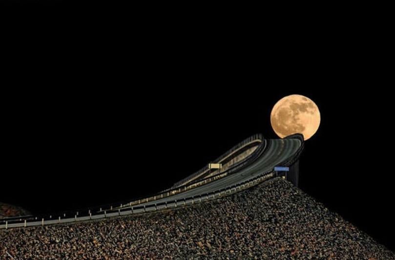 Drumuri pe care nu le vei vedea prea cur�nd �n Rom�nia. Top 13 cele mai spectaculoase sosele din lume
