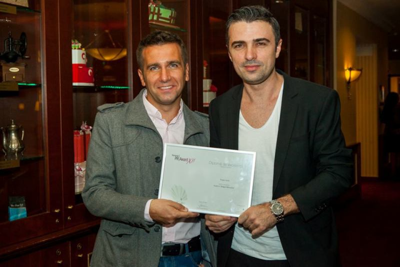 Trupa Vunk, premiată la Romanian PR Awards pentru campania