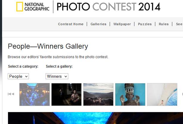 Imaginea unor batr�ni �ntr-o casa maramureseana, premiata la National Geographic Photography Contest
