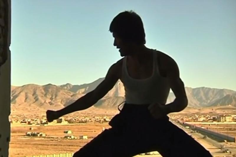 """Povestea lui """"Bruce Lee din Afganistan"""" fascineaza presa internationala"""