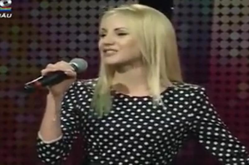 Scandal la Eurovision: o c�ntareata din Moldova ameninta juriul cu avocatii, dupa ce nu s-a calificat mai departe