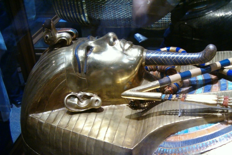 O Evanghelie foarte veche a fost descoperita �n masca unei mumii egiptene