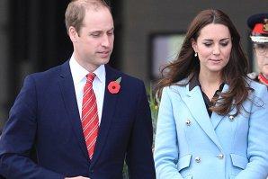Prinţul William şi ducesa de Cambridge au anunţat numele fiicei lor