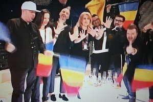 Reacţia celui mai apreciat artist român din istoria Eurovision: ''Voltaj au tot spus de mesaj, dar mesajul pentru cine era?''