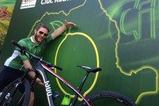 Surpriza de care au avut parte bicicliştii plecaţi să creeze cel mai mare desen pe GPS din România