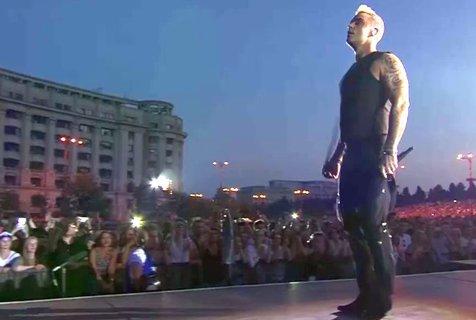 Amenda primită de organizatorii concertului Robbie Williams după ce ANPC a primit peste 200 de sesizări