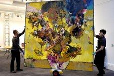 Tabloul unui artist român, vândut cu 4 milioane de euro