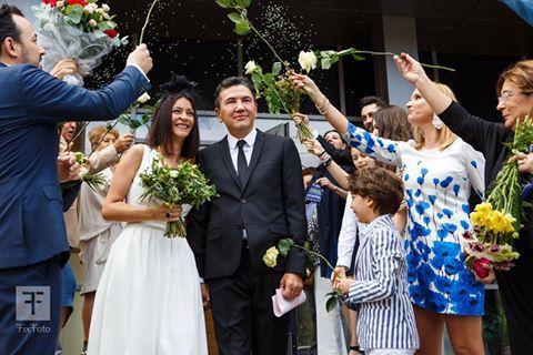 Andreea Berecleanu s-a căsătorit