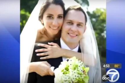 Soţia i-a murit cu doi ani în urmă. Poliţiştii s-au uitat la fotografiile ei de nuntă şi au descoperit ceva de necrezut