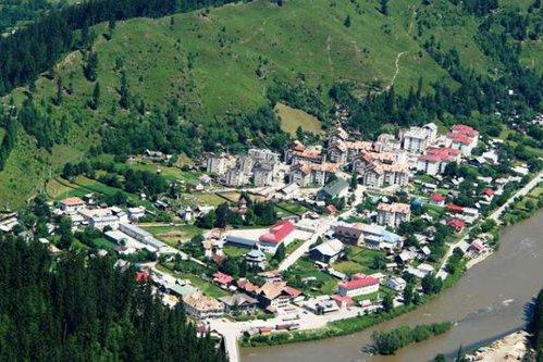 Oraşul cu cea mai mare suprafaţă din România. Indiciu: nu este Bucureştiul