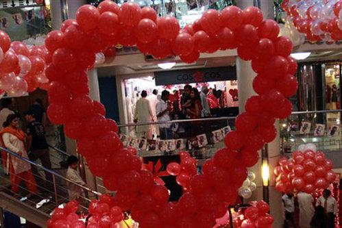 Prima ţară din lume care interzice Valentine's Day. Decizia a fost luată pe 13 februarie