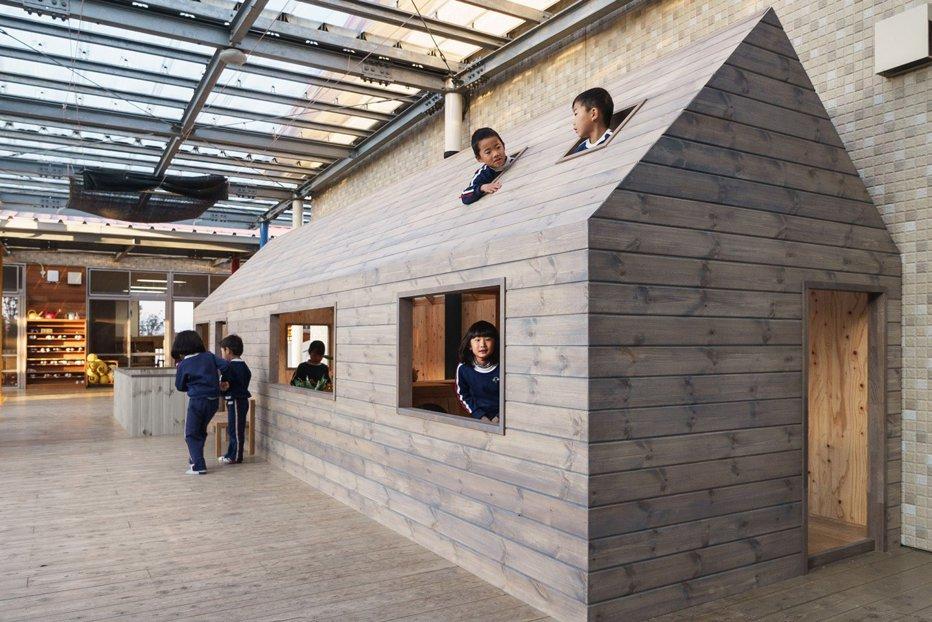 """Aceasta ar putea fi cea mai frumoasă grădiniţă din lume. Galerie FOTO din """"raiul"""" copiilor"""