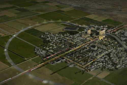 Unde se construieşte oraşul de 1 miliard de dolari în care nu va locui nimeni. VIDEO