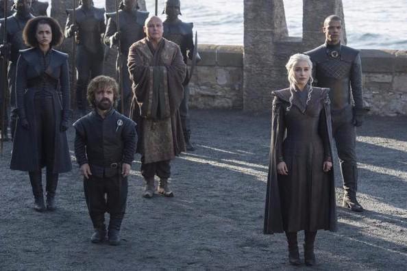Au apărut primele imagini din sezonul 7 al Game of Thrones, cel mai iubit serial din istorie. GALERIE FOTO
