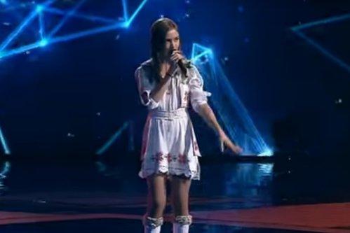 """Melodia în limba română  de la """"Voice Kids"""" din Rusia care a provocat o furtună pe Facebook. Motivul e total neaşteptat. VIDEO"""