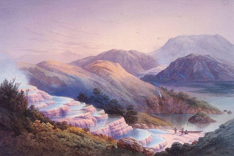 A opta minune a lumii ar putea fi redescoperită. Unde sunt ascunse terasele roz din Noua Zeelandă