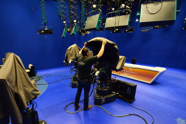 Unul dintre cei mai iubiţi prezentatori TVR, în stare gravă la spital, după un atac cerebral