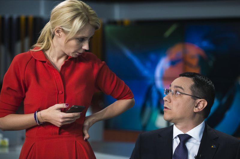 Victor Ponta n-a fost prima alegere a soţiei sale. Cu cine dorea Daciana să se căsătorească. FOTO