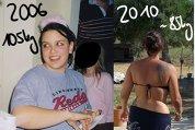 TRANSFORMARE ULUITOARE. În urmă cu 10 ani avea 100 de kilograme. Acum este unul dintre cele mai SEXY fotomodele din întreaga lume