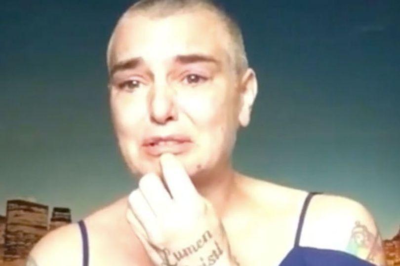 Sinead O'Connor, de urgenţă la spital, după mesajul suicidal postat pe Facebook