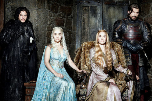 Imaginile care nu au intrat în Game of Thrones. VIDEO postat de actriţa Emilia Clarke, viral pe internet
