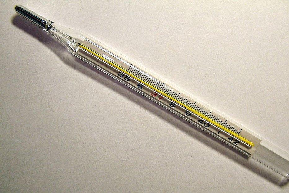 Ce se întâmplă dacă spargi un termometru. Chiar dacă pare un accident banal, este mult mai periculos decât crezi