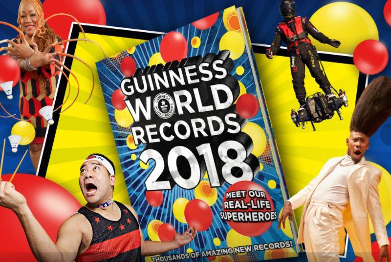 """Cele mai neobişnuite recorduri din Guinness Book care arată că lungimea """"contează"""""""