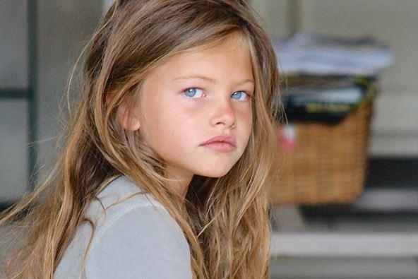 A fost numită cea mai frumoasă fetiţă din lume. Cum arată acum Thylane Blondeau