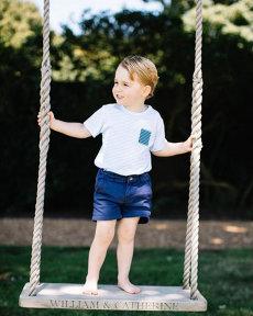 """Motivul pentru care Prinţul George nu-l va avea pe """"cel mai bun prieten"""" la şcoală"""