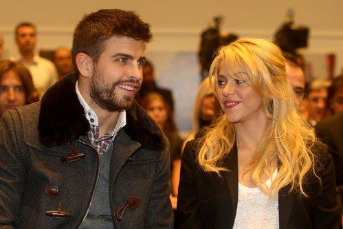 Shakira şi Pique îşi spun adio după 7 ani. Au împreună doi copii