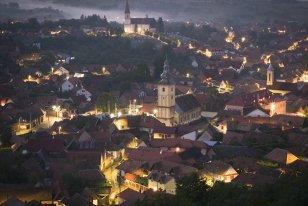 Comuna din România care uimeşte toată Europa. Imaginile rare care îţi TAIE RESPIRAŢIA