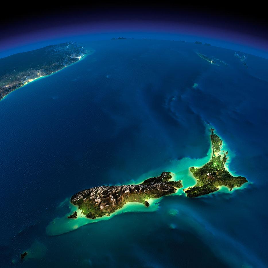 Secretele continentului pierdut al Terrei. Unde se afla Zeelandia şi ce se întâmpla acolo în urmă cu 80 de milioane de ani