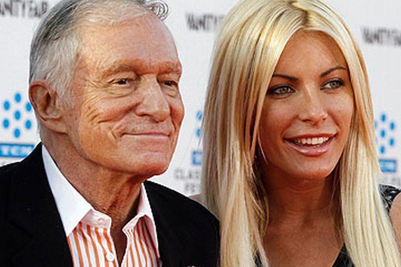 Ultimele imagini cu Hugh Hefner, fondatorul Playboy. Cum ajunsese omul care a trăit înconjurat de cele mai frumoase femei din lume