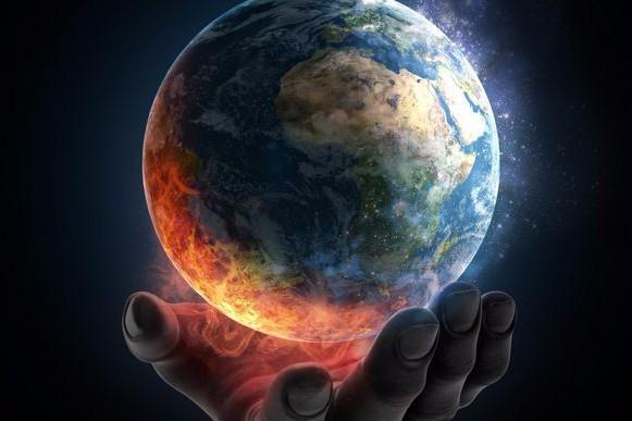 Peste 40% din Pământ s-a evaporat. Procesul haotic care a provocat acest fenomen neobişnuit