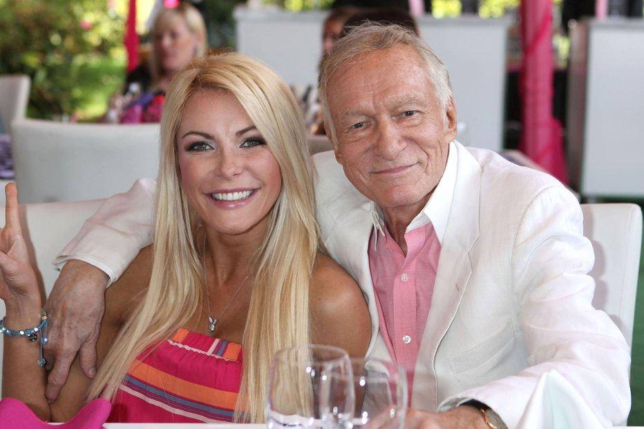 Primele declaraţii ale văduvei lui Hugh Hefner, după moartea fondatorului Playboy