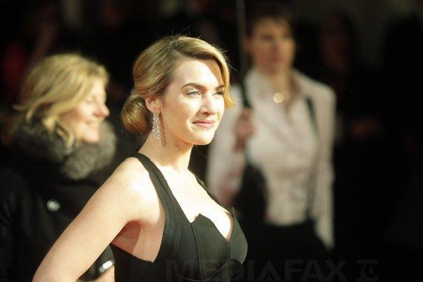Motivul pentru care Kate Winslet îşi ţine premiul Oscar la toaletă