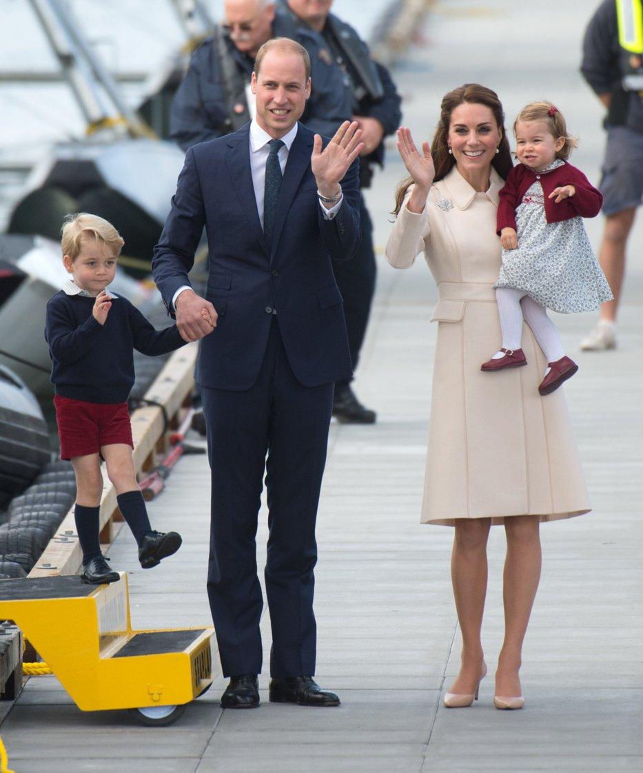 La ce pofteşte Kate Middleton în timpul celei de-a treia sarcini