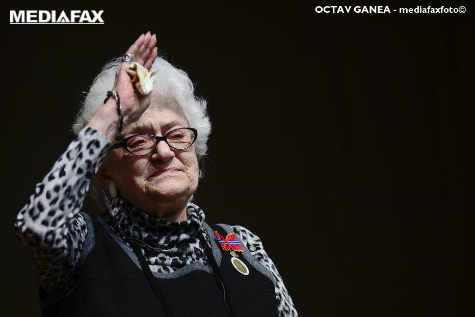 """Actriţa Olga Tudorache, în stare gravă la spital. """"Marea doamnă a teatrului românesc"""" a împlinit ieri 88 de ani"""