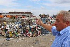 Minunea din Maramureş. Oraşul în care se reciclează de 10 ori mai mult decât în restul ţării