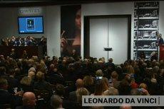 """Cel mai scump tablou din istorie. Da Vinci bate toate recordurile, după ce lucrarea """"Salvator Mundi"""