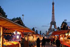 Motivul incredibil pentru care primăria a anulat Târgul de Crăciun de la Paris