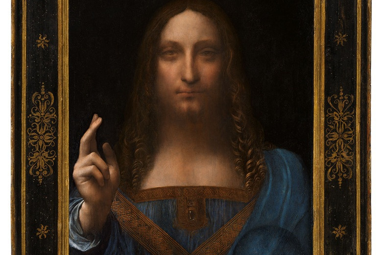 A plătit aproape jumătate de miliard de dolari pe el, dar nu este sigur că tabloul a fost pictat de da Vinci. Ar putea fi cea mai mare păcăleală din istoria licitaţiilor