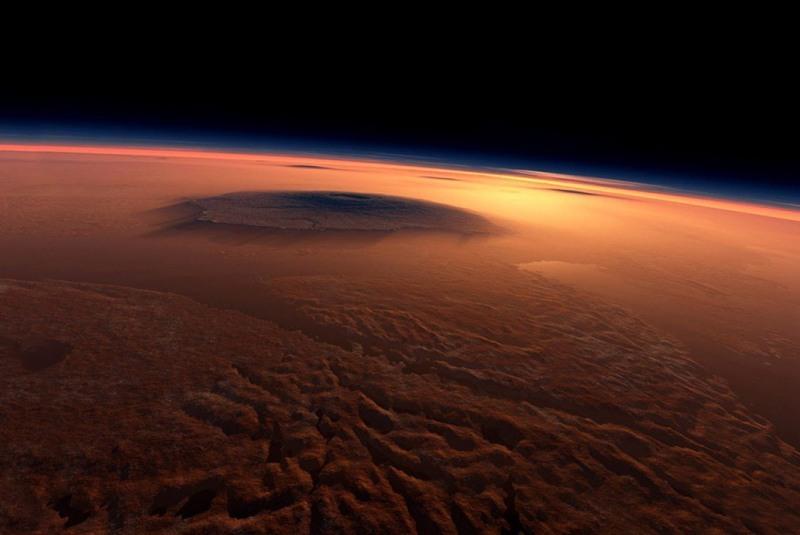 Descoperirea care poate demonta tot ceea ce se credea până acum despre planeta Marte