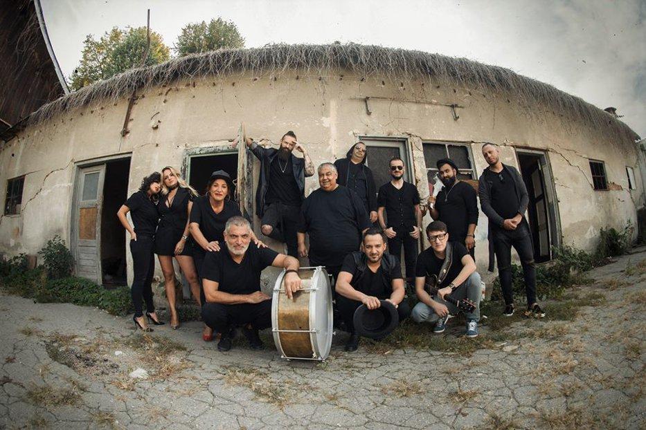 Boho Fest, luni, la TNB. Surprizele pregătite de Damian Drăghici & Brothers