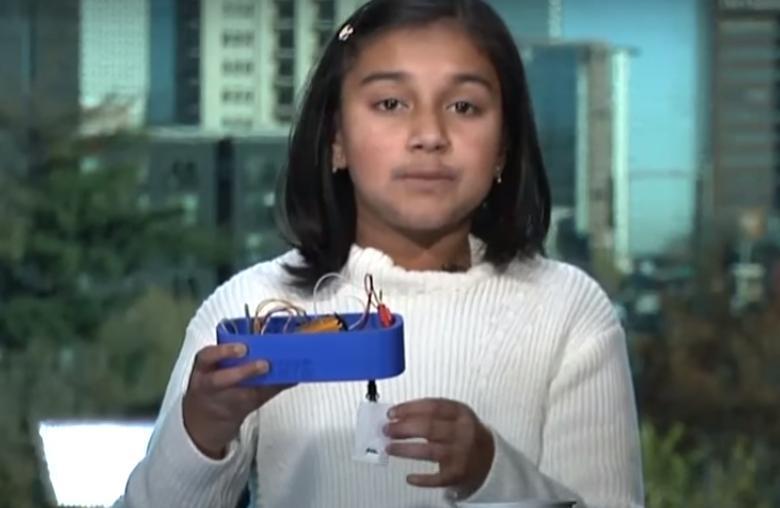 O fetiţă în vârstă de 11 ani din SUA a devenit unul dintre cei mai respectaţi oameni de ştiinţă. Invenţia care i-a adus un premiu de 25.000 dolari