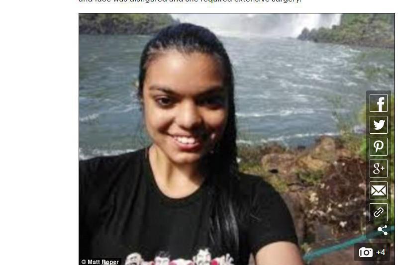 Ce a păţit o tânără din Uruguay, după ce a primit aprecieri de la prieteni pe Facebook