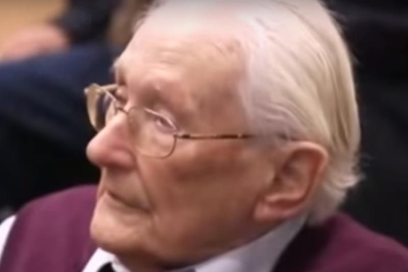 La 96 de ani, un fost torţionar nazist va ajunge la închisoare